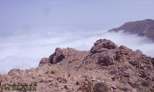 نزدیک قله فیلبند