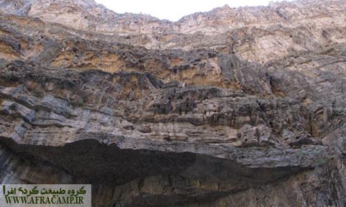 بلندای صخره ها