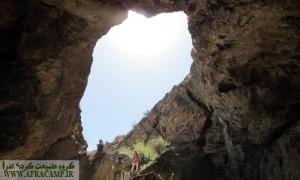 Cave Bvrnyk(Hrandh village, Firoozkooh, Tehran)