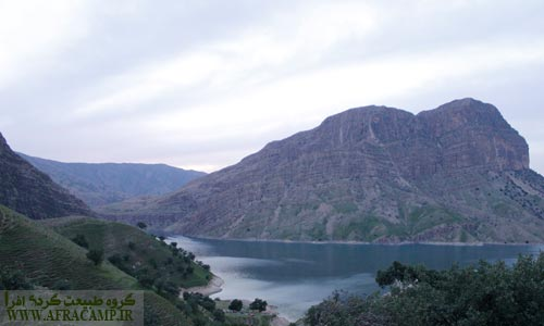 کوه آبلَش (به گفته بومی ها)