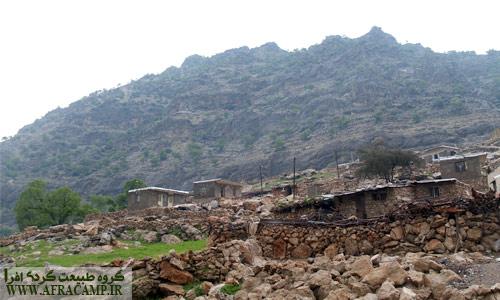 روستای نگین در نزدیکی شیمبار