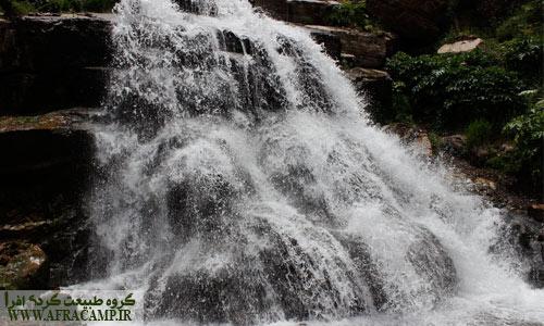 غرش آبشار