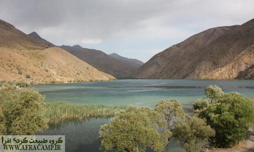 دریاچه گهر، نگین اشترانکوه