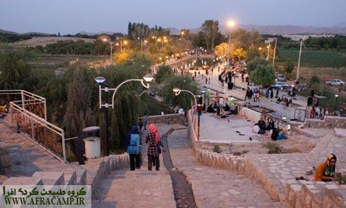 شهر کوچک اقلید از سرسبزی حاصی برخوردار است. وجود فضای سبز و پارک های متعدد و باغات گسترده گردو به زیبایی اقلید کمک کرده است.