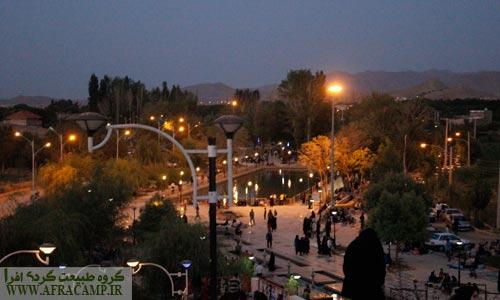 چشمه محمد رسول الله از اماکن معروف شهرستان اقلید است.