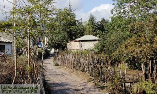 کوچه باغ های لاویج