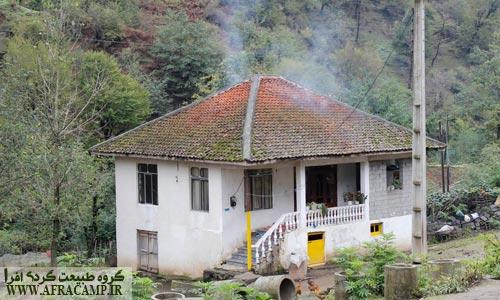 خانه روستایی در کوته کومه