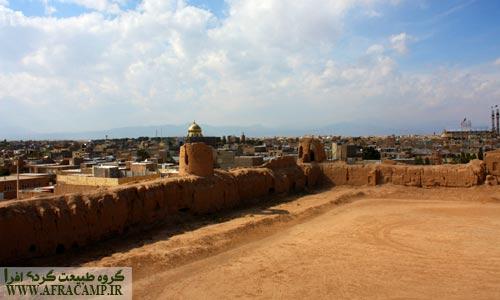 قلعه و شهر نوش آباد