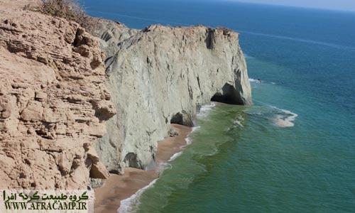 سواحل بکر و زیبا هرمز را به بهشت طببیعت گردی تبدیل کرده است.