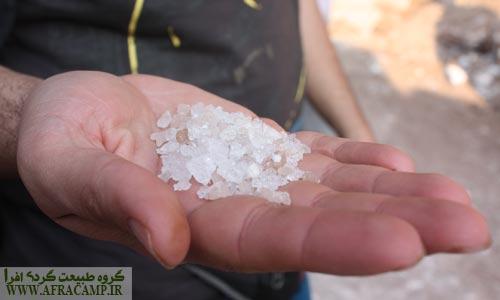 نمک در نمکدان شوری ندارد!