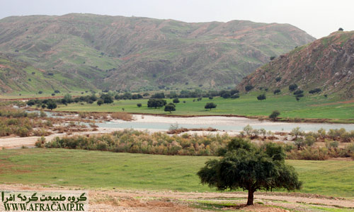 روستای زیبای چیتی در نزدیک شهر لالی