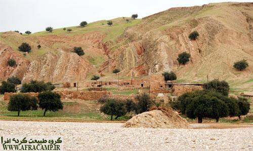 روستای کوجک چیتی