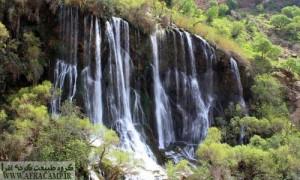آبشار شِوی(دزفول، استان خوزستان)