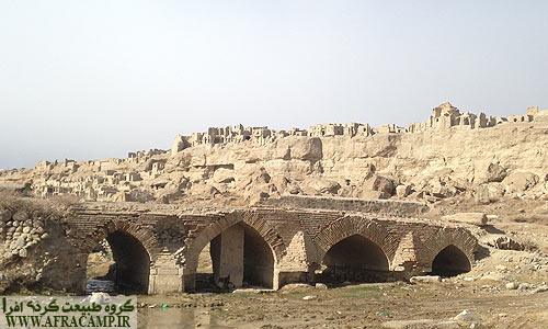 پل تاریخی ایزدخواست