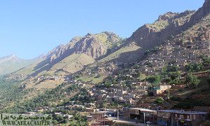 اورامان، سرزمینی در دل کوه های کردستان