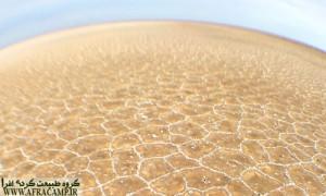 دریاچه نمک خور و بیابانک(استان اصفهان)