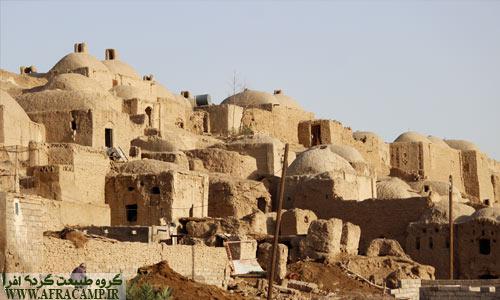 روستای سنتی قلعه نو