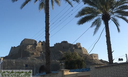 قلعه سرباز