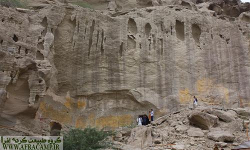 غارهای تیس