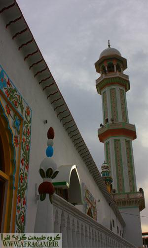 مسجد تیس