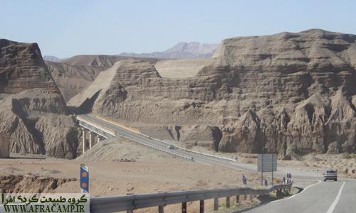مسیر خاش به ایرانشهر