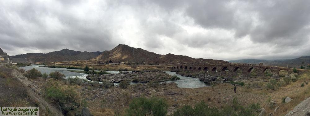 پل های خدا آفرین بر روی ارس