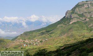 آینالو(آینالی)، روستایی در دل جنگل های ارسباران(کلیبر، استان آذربایجان شرقی)