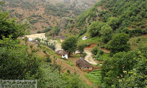 روستای ناو بالا