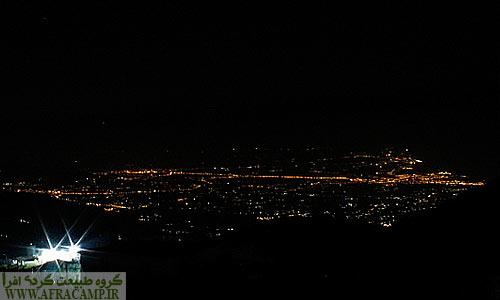منظره رودسر و حومه از جواهردشت