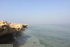 آب زلال خلیج