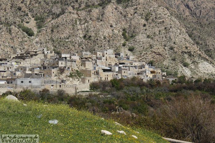 روستای پلکانی مارین