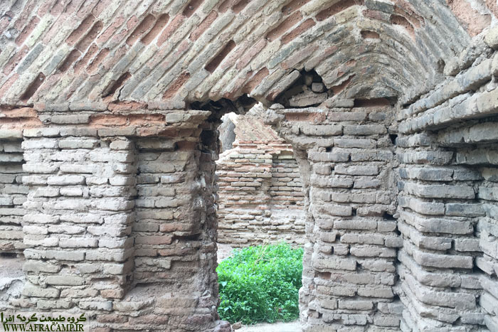عمارت کاروانسرا