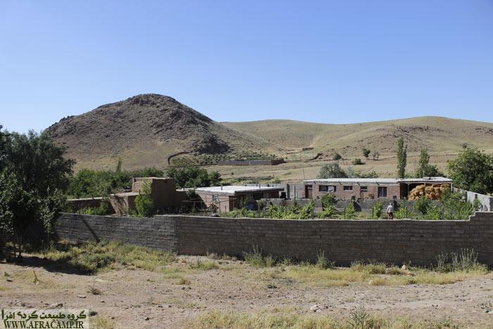 روستای پیرچوپان از توابع دهستان شیرامین