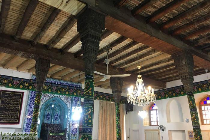 مسجد کبود بناب