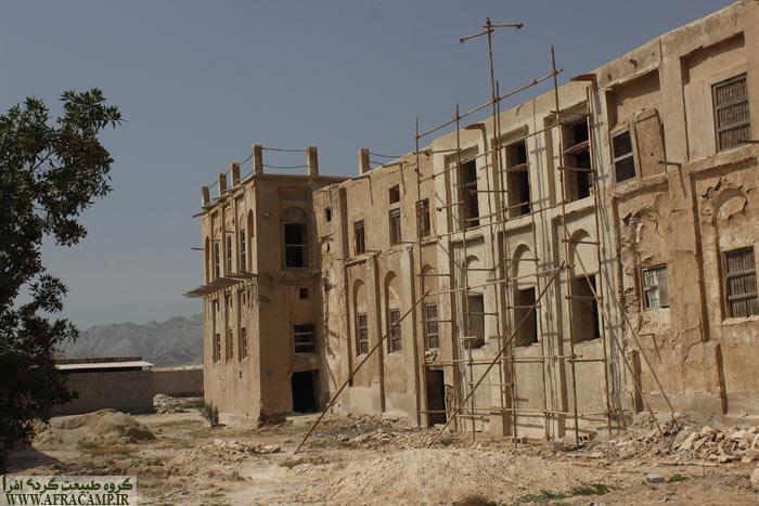 دیدن قلعه مغویه را به نمای بیرونی آن خلاصه کردیم.