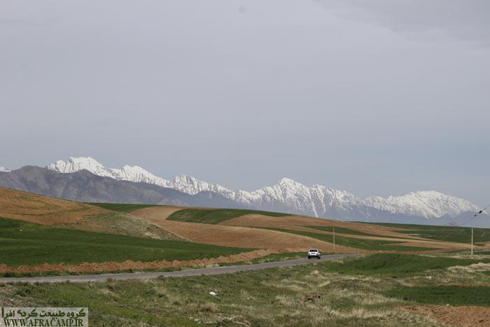 کوهستان اشترانکوه
