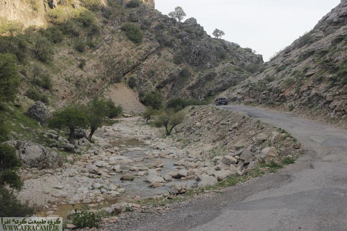 جاده فرعی گریت